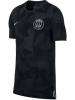 PSG Nike Maglia Allenamento Training Nero 2017 18 Dry Tee Match Uefa Uomo