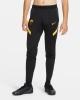 Trainingshose AS ROMA Nike trocken Strike Man 2020 21 schwarze Reißverschlusstaschen