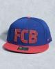Barcellona Nike Cappello Berretto Taglia unica Blu FLAT