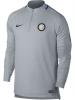 Trainingsshirt Inter Nike Original Drill Top Mann 2017 18 Grau