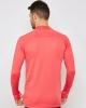 Trainings-Sweatshirt Top FC Barcelona Nike Half Zip Männer 2018 19 rosa Original