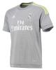 Real Madrid Adidas Maglia Calcio Grigio Away 2015 16