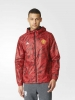 Manchester United Adidas Giacca vento pioggia Jacket 2016 17 Windrunner Rosso