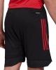 Training shorts RBFA Belgium adidas EURO 2020 Man POCKETS A ZIP Black