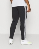 Real Madrid Adidas Pantaloni tuta Pants 2020 21 UOMO Cotone Nero Icons Home