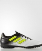 Original Boots Calcetto Adidas ACE 17.4 Turf Man 2017 18 White Yellow
