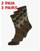 Socks Original Nike EVERYDAY DRY CUSHION Unisex Socks Camouflage