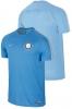 Inter fc Nike Maglia Allenamento Training Dry Squad Blu grigio 2016 17