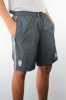 Woven Juventus Adidas Pantaloncini Shorts Grigio 2016 17 Uomo tasche con zip