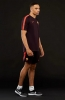 Komplette Trainingshemd Shorts AS Roma Originale Nike Dry Squad Training Mann 2018 19